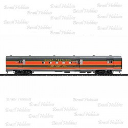 Carro de Passageiros 85 Pés ACF Baggage-Mail Great Northern Empire Builder - WAL-9040  - foto principal 1