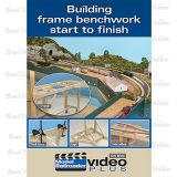 Video Kalmbach - MR Video Building Frame Benchwork Start to Finisch - Aproximadamente 1:11 de Exibição - KAL-15300