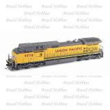 Locomotiva Athearn Dash 9-44CW Union Pacific Analógica - ATH-77995