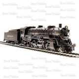 Locomotiva Broadway Vapor 2-8-2 USRA Light Mikado Union Pacific #2481 c/ Som, DCC - BLI-2914