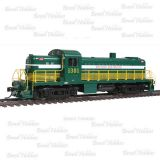 Locomotiva Walthers Alco RS-2 Ontario Northland #1301 - Engrenagens Helicoidal - DCC Ready (DC) - WAL-9023