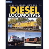 The Model Railroad's Guide to Diesel Locomotives com 88 Páginas - Autor: Jeff Wilson - KAL-12437
