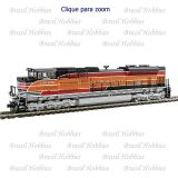 Locomotiva Walthers EMD SD70ACe Soutern Pacific Engrenagens Helicoidal Som e DCC de Fábrica - #1996 - WAL-19823