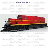 Locomotiva Broadway RSD 12 RFFSA/ Central do Brasil # 3501 - BLI-2436