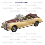 Mercedes-Benz 1955 Gold - RIC-38627