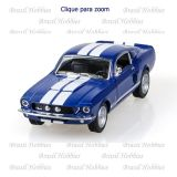 Ford Mustang Shelby 1967 GT500 Escala 1:36 - KIN-5372
