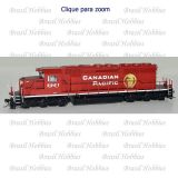 Locomotiva Bowser GMD SD40-2 Canadian Pacific #5994 com Loksound ESU de Fábrica - BOW-24488