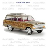 Jeep Wagoneer Woody Gold - BRE-19856