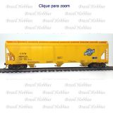 Vagão Accurail Covered Hopper CNW ACU-180270