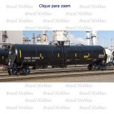 Vagão Scale Trains ''Rivet'' Trinity 31K Gallon Crude Oil Tank Car Valero Marketing - SXT-30122
