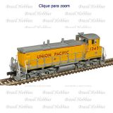 Escala N - Locomotiva MP15DC Union Pacific # 1350 - ATL-40003819