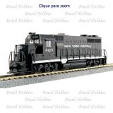 Locomotiva Kato GP35 Phase Ia NYC # 6125 Analógica - KAT-373023  - foto 1