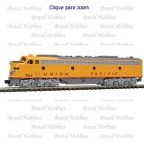 Escala N - Locomotiva Kato E9A Union Pacific #944 - KAT-1765315