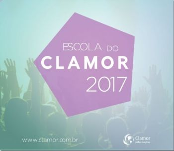 DVD's Escola  do Clamor 2017