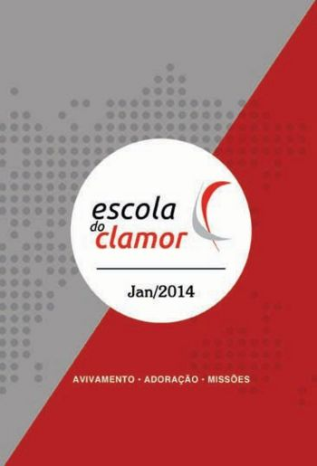 DVD's Escola do Clamor 2014