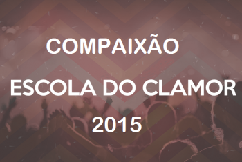 DVD's Escola do Clamor 2015
