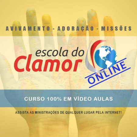 ESCOLA DO CLAMOR 2018 ONLINE  - foto principal 1