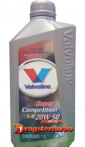 ÓLEO VALVOLINE SUPER COMPETITION 20W50