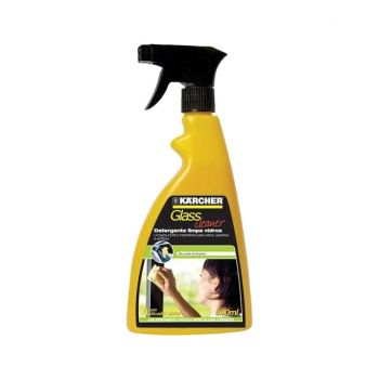 DETERGENTE GLASS CLEANER 500ML - C/ BORRIFADOR