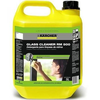 DETERGENTE GLASS CLEANER 5 L