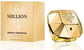 Perfume Lady Million Eau de Parfum -  PACO RABANNE