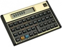 Calculadora Financeira HP 12C Gold HEWLETT PACKARD  - foto principal 1