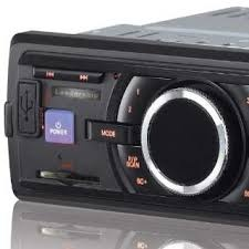 Auto Rádio FM e MP3 Som Automotivo 45W Entrada USB Black-Bird  - foto principal 1