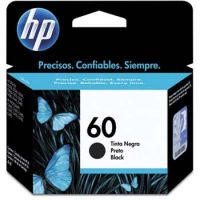 Cartucho HP Original 60 preto CC640WB 4ml