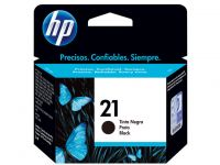 Cartucho HP Original 21 preto C9351AB 5ml