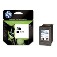 Cartucho HP Original 56 preto C6656AL 19ml