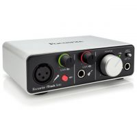 INTERFACE FOCUSRITE ITRACK SOLO