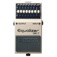 PEDAL BOSS GRAPHIC EQUALIZER GE-7