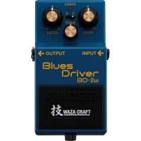 PEDAL BOSS BLUES DRIVER WAZA CRAFT BD-2W