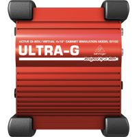 DIRECT BOX ATIVO BEHRINGER ULTRA-G GI100