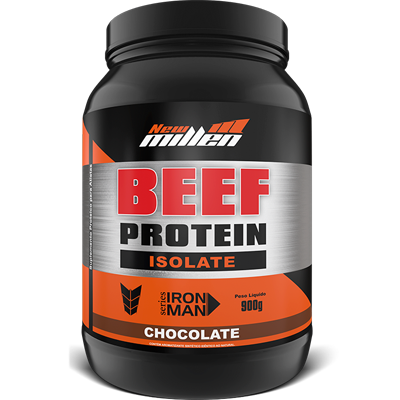 BEEF PROTEIN ISOLATE 900g  -  Chocolate  -  New Millen  - foto principal 1