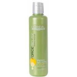Loreal Profissional Nutri Control Force Relax Shampoo - 300ml