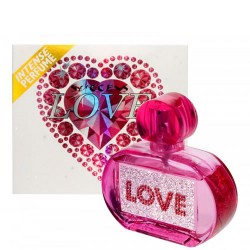 Edt Paris Elysees 100ml Luxo Strass Success Love