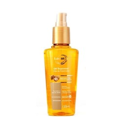 Argan Oil Lacan 120ml Ouro De Marrocos