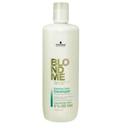 Schwarzkopf Blond Me Developer Premium Care - Loção Ativadora 6% - 20 Volumes - 1000ml