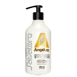 Salvatore Shampoo Angelux 300ML Desamarelador - Silver Effects