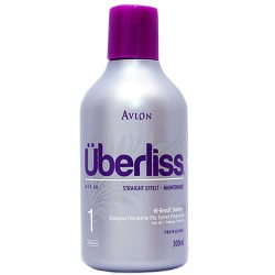 Avlon Uberliss Hi-Result Shampoo - 300ml
