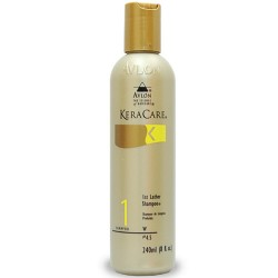 Avlon Keracare Lather Shampoo - 240ml