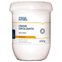 Dagua Natural Creme Esfoliante Neutro 650g