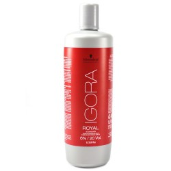Schwarzkopf Água Oxigenada Igora Royal  1000ml  10, 20, 30 e 40vol