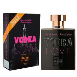 Edt Paris Elysees Vodka Love Feminino 100ml