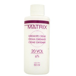Água Oxigenada Matrix 20vol 60ml