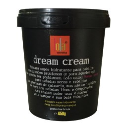 Lola Máscara Super Hidratante Dream Cream - 450g