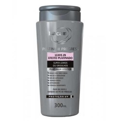 Lacan Platinum Progress Leave-in Efeito Platinado 300ml