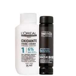 Loreal Homme Cover 5 + Oxidante 75ml