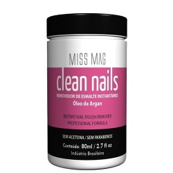 Miss Mag Clean Nails Removedor de Esmaltes